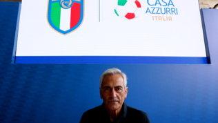 """Gravina: """"È l'Italia che sognavamo, un regalo dopo tanta sofferenza"""""""