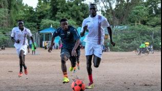 Sampdoria e UNHCRinsieme per i rifugiati: donati 5.000 kit sportivi