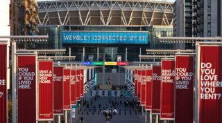 La finale di Londra è salva: 60mila persone a Wembley