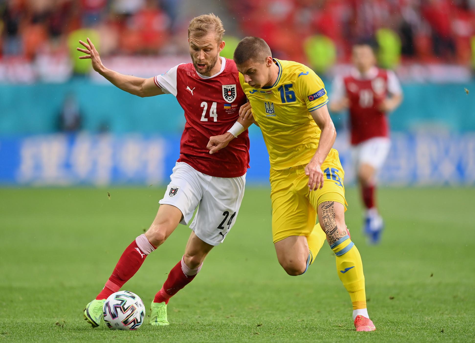 I migliori scatti di Ucraina-Austria 0-1, terza giornata del gruppo C di Euro 2020.<br /><br />