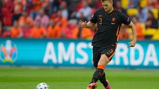 Macedonia del Nord-Olanda, le immagini del match