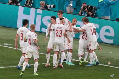 Russia battuta per 4-1 e ottavi di finale raggiunti<br /><br />