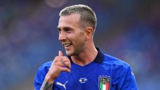 """Bernardeschi: """"Mancini ha riavvicinato la Nazionale alla gente"""""""