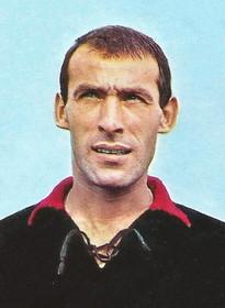 MARIO BARLUZZI: dal Milan all'Inter nel 1967