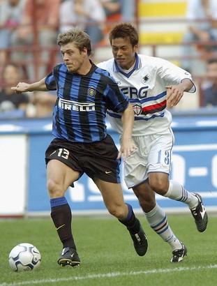 THOMAS HELVEG: dal Milan all'Inter nel 2003