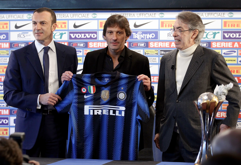 LEONARDO: dal Milan all'Inter nel 2010