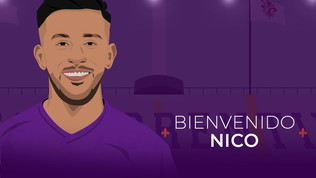 """Ufficiale, Nico Gonzalez è della Fiorentina: """"Bienvenido"""""""