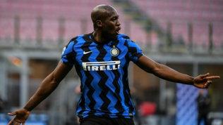 """Lukaku: """"Il City? Sono felice all'Inter. Amo tutti i gol in nerazzurro"""""""
