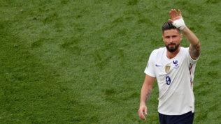 """Giroud, messaggio a Benzema e… al Milan: """"Non sono finito"""""""