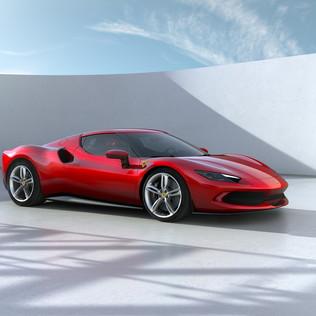 La Ferrari svela la 296 GTB con un V6 ibrido