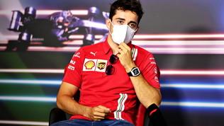 """Leclerc e Sainz in Austria con tanti dubbi: """"Potremmo avere ancora problemi"""""""