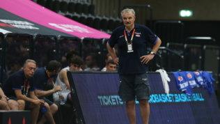 Italbasket, i 14 di Sacchetti per il Preolimpico di Belgrado