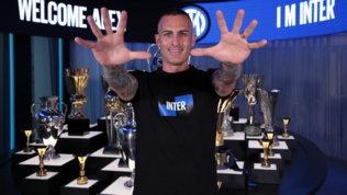 """Inter, eccoCordaz: contratto di un anno. Il Crotone: """"Grazie capitano"""""""