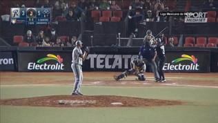 Mega rissa in Messico durante un match di baseball