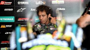 """Rossi: """"Posso fare una gara decente"""".Bagnaia: """"C'è da lavorare"""""""