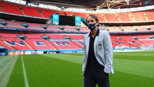 """Mancini verso l'Austria: """"Giocare a Wembley deve essere un piacere"""""""