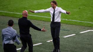 """Mancini esulta: """"Vittoria meritata. Ora ne mancano tre…"""""""