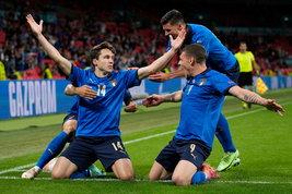 Chiesa e Pessina regolano l'Austria ai supplementari: l'Italia soffre e vola ai quarti
