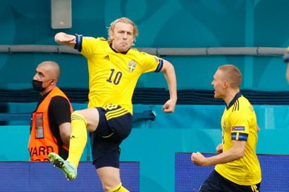 LIPSIA: 5 gol - Poulsen (2), Forsberg (3)