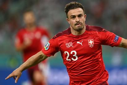 LIVERPOOL: 3 gol - Shaqiri (2), Diogo Jota