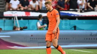 """De Ligt non si dà pace: """"L'Olanda è fuori per colpa mia"""""""