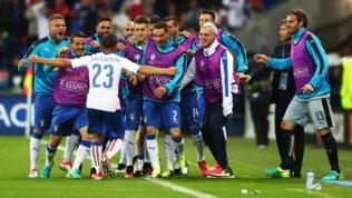 Italia-Belgio, il precedente ad Euro 2016: decisivi Giaccherini e Pellè