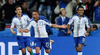 """""""Stesso"""" Belgio, Italia rivoluzionata: cosa è cambiato da Euro 2016"""