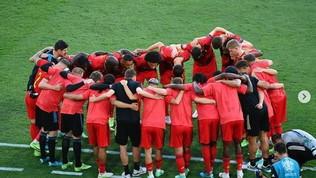 """Lukaku applaude il suo Belgio: """"Personalitàe resilienza, orgoglioso della squadra"""""""