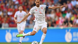 Croazia-Spagna, le immagini del match