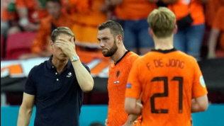 """De Boer lascia la panchina dell'Olanda: """"Obiettivo fallito"""""""