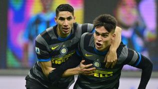 """L'agente diHakimi:""""Chi va via dall'Inter è triste. Lautaro? Felice"""""""