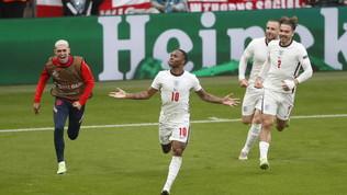 Il solito Sterling e si sblocca Kane: inglesi ai quarti, bye bye Germania