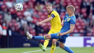 Dovbyk al 121'! L'Ucraina vola ai quarti, Sheva elimina la Svezia