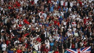 "All'Olimpico senza tifosi inglesi?""Quarantena va rispettata"" | ""State a casa"""