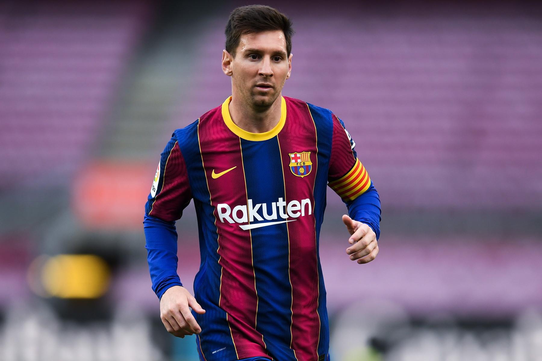 Lionel Messi (Barcellona)