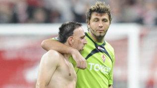 """Ribery, sms a Frey: """"Sono felice a Firenze, voglio restare"""""""
