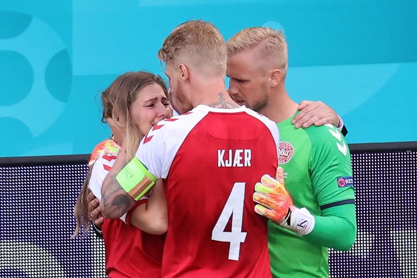 Simon Kjaer (Milan - Danimarca) - Ha già vinto salvando la vita in campo a Eriksen, ma gli scandinavi trionfassero a Wembley...