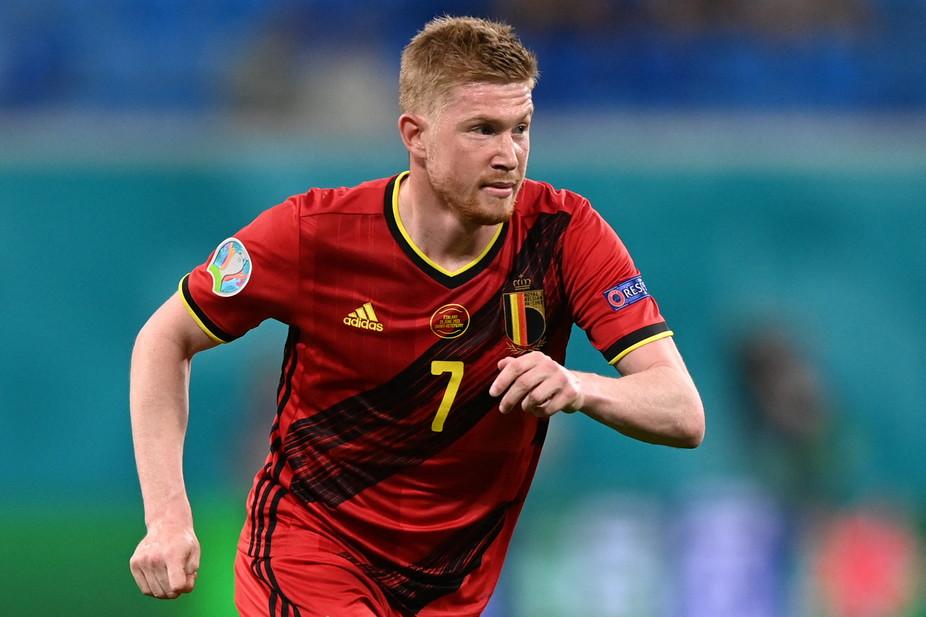Kevin de Bruyne (Man City - Belgio) - In finale di Champions con il City e protagonista all'Europeo