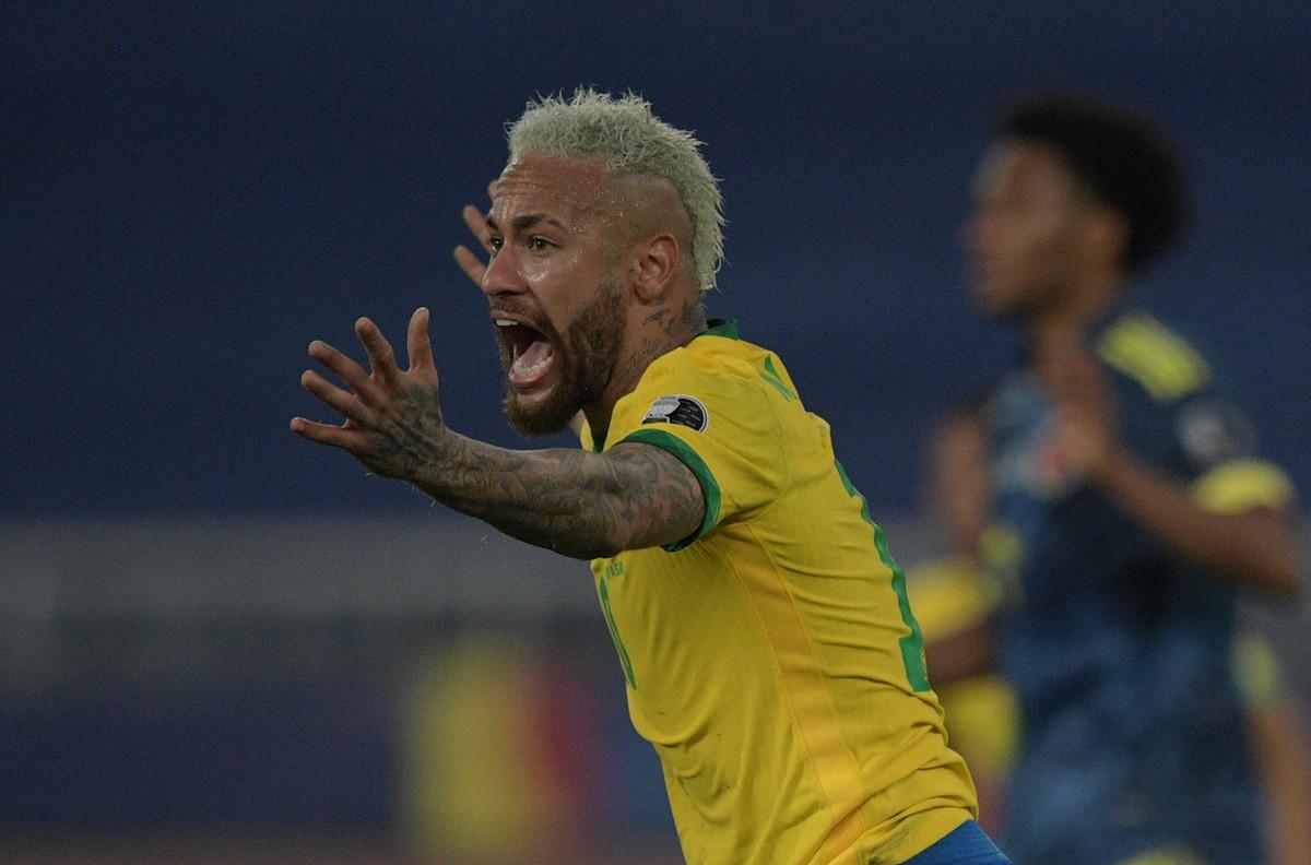 Neymar (Psg - Brasile) - Difficile che possa ambire al trofeo, il salto di qualità non arriva