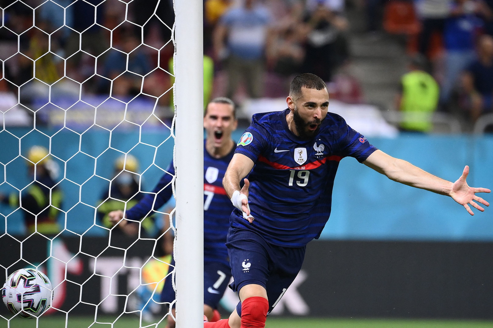 Karim Benzema (Real Madrid - Francia) - Ha trascinato il Real Madrid a suon di gol e ha fatto il suo all'Europeo, anche contro la Svizzera