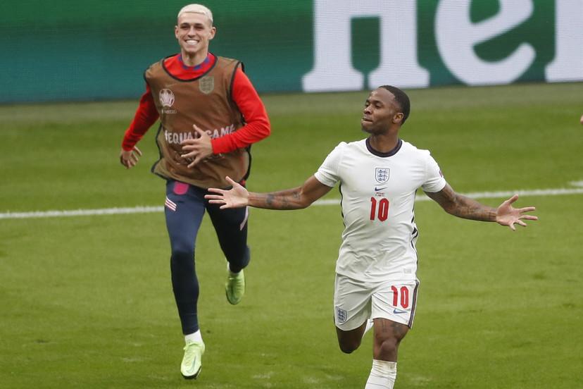 Raheem Sterling (Man City - Inghilterra) - Finale di Champions con il City, poi autentico trascinatore dei Three Lions a Euro 2020