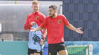 Italia sempre più lontana: ancora niente allenamento per Hazard e De Bruyne