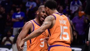 Paul fenomeno da 41 punti: Phoenixstende i Clippersvola alle Finals