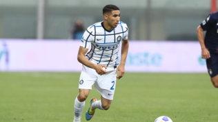 Inter, per Hakimi al PSG serve attendere la possibile controfferta Real