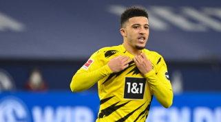 """Il Dortmundsaluta Sancho: """"Allo United per 85 mln"""". Poi il benvenuto dei Red Devils"""