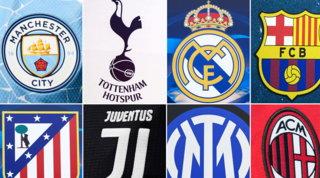 "Super League, il tribunale di Madrid: ""Via le multe a tutti i club"""