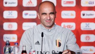 """Martinez: """"De Bruyne-Hazard? Niente pretattica, decidono i medici"""""""