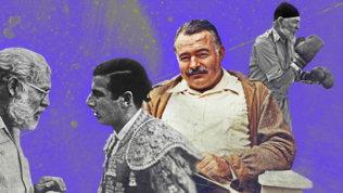 Lo sport secondo Ernest Hemingway