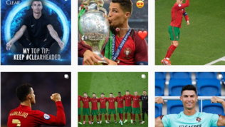 Ronaldo Re di Instagram: nessuno guadagna più di lui con un post