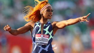 Richardson rischia i Giochi di Tokyo per uno spinello: è doping